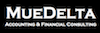 MueDelta Accounting & Finance Consulting logo