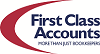 First Class Accounts - Manly logo