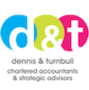 d&t | dennis & turnbull chartered accountants logo