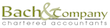 Bach & Company Chartered Accountants logo