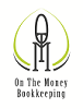 On The Money Bookkeeping logo