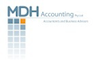 MDH Accounting logo
