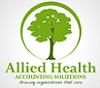 Allied Health Accounting Solutions logo