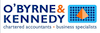 O'Byrne and Kennedy LLP logo