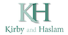 Kirby and Haslam logo