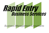 Rapid Entry Business Services logo