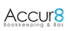 Accur8 Bookkeeping & BAS logo
