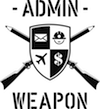 Admin Weapon logo