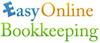 Easy Online Bookkeeping logo