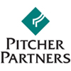 Pitcher Partners - Melbourne logo