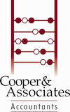Cooper & Associates Accountants logo