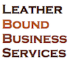 Leather Bound Business Services logo