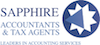 Sapphire Accountants & Tax Agents logo