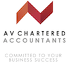 AV Chartered Accountants logo