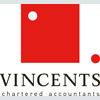 Vincents Chartered Accountants logo