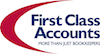 First Class Accounts - Dickson logo