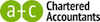 A & C Chartered Accountants logo