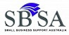 Small Business Support Australia logo