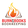 Burn the Books logo