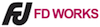 FD Works: finance experts & accountants logo