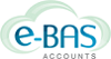 e-BAS Accounts logo