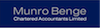 Munro Benge Chartered Accountants Limited logo