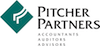 Pitcher Partners Newcastle & Hunter logo