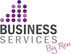 Business Services by Ren logo