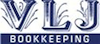 VLJ Bookkeeping logo