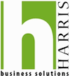 Harris Business Solutions logo