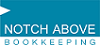 Notch Above Bookkeeping logo