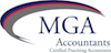 MGA Accountants logo