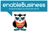 Enable Business Auckland logo
