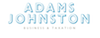Adams Johnston logo