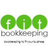 Fit Bookkeeping logo