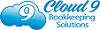 Cloud 9 Bookkeeping Solutions logo