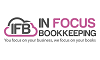 In Focus Bookkeeping logo