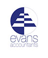 Evans Accountants logo