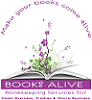 Books Alive Bookkeeping logo