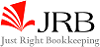 Just Right Bookkeeping logo