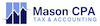 Mason CPA Tax & Accounting logo