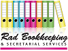 Rad Bookkeeping & Secretarial Services logo