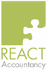 React Accountancy Ltd logo
