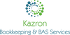 Kazron Bookkeeping & BAS Services logo