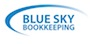 Blue Sky Bookkeeping logo