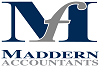Maddern Financial Accountants logo
