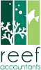 Reef Accountants logo