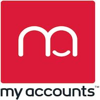 My Accounts logo
