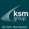KSM Group logo