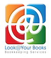 Look@your Books logo